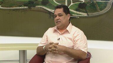 Entrevista com o secretário de saúde do Amapá, Jardel Nunes - A ameaça de despejo e falta de informações sobre passagens para viagens é novamente a preocupação de pacientes que fazem tratamento fora do estado. O secretário fala sobre esse assunto