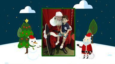 Telespectadores enviam fotos para o álbum de Natal do JM - Confira as imagens.