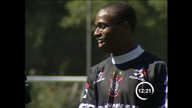 Capetinha pode reforçar o Guaratinguetá - Bi-campeão brasileiro quer voltar ao futebol.