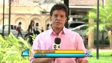 O Comando da PM disse que vai apurar suposto envolvimento de militares na operação Teorema - O comando disse que não compactua com qualquer ação criminosa. No Sertão houve mais prisões.