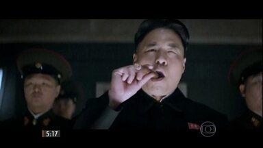 Obama diz que Coreia do Norte pode voltar à lista de países que apoiam o terrorismo - A crise envolvendo o governo americano, o norte-coreano e a sony começou por causa do filme 'A entrevista', que é uma comédia sobre o assassinato do líder norte-coreano Kim Jon-Un.