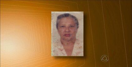 Aposentada é encontrada morta dentro de casa em Campina Grande - Idosa estava com roupas íntimas abaixadas, mas não há sinal de estupro. Vítima morava sozinha no bairro do Monte Santo e casa estava revirada.