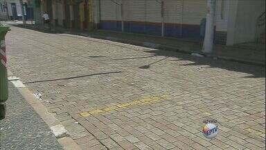 Risco de enchentes preocupa moradores do Centro de Campinas, SP - O número de cidades da região de Campinas (SP) em estado de atenção por conta da chuva chegou a 17, na quarta-feira (24), segundo a Defesa Civil.