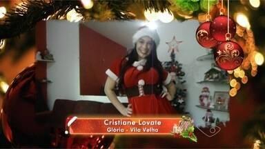 Telespectadores do ESTV desejam Feliz Natal em vídeo - Veja os capixabas que colaboraram.