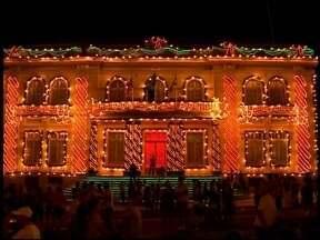 Moradores dizem o que desejam de Natal neste ano - Paz e saúde estão entre os principais pedidos.