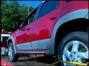 Polícia Rodoviária recuperar carro furtado - Jovem paga fiança e diz que não sabia do registro de furto