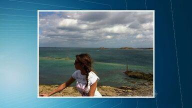Corpo de italiana morta no Ceará vai ser liberado na próxima segunda-feira - Suspeito foi ouvido, passou por exames e foi liberado por falta de provas.Italiana Gaia Barbara Molinari foi morta no último dia 25.