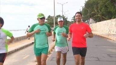 Pernambucanos estão prontos para enfrentar a corrida São Silvestre - Grupo de Olinda vai participar da prova de rua mais famosa do Brasil.