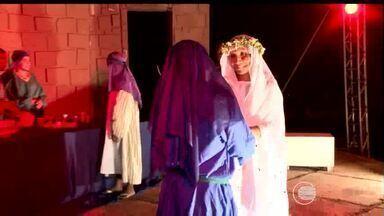 Companhia de Teatro do Monte Castelo realiza espetáculo de Natal - Companhia de Teatro do Monte Castelo realiza espetáculo de Natal