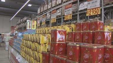 Liquidações pós-Natal têm início em supermercados de Manaus - Alguns produtos estão até 30% mais em conta.