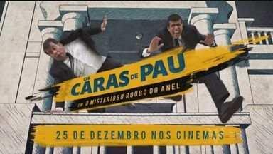 Dica de filme: Caras de pau, com Leandro Hassoum e Marciu Melhem - Dica de filme: Caras de pau, com Leandro Hassoum e Marciu Melhem.