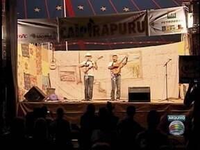 Apresentações do Caipirapuru 2014 seguem neste sábado - Evento é realizado na Praça Leite Ribeiro, em Irapuru.