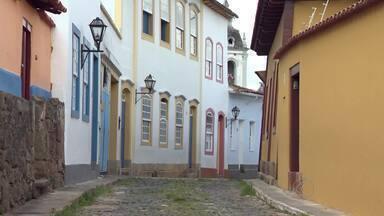 São João del Rei atrai turistas pelas igrejas centenárias, turismo rural e gastronomia - Cidade histórica do Campo das Vertentes tem 301 anos.