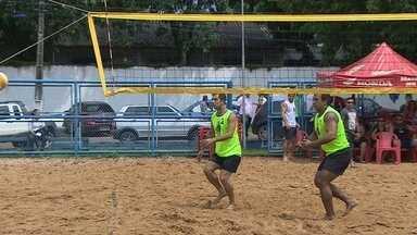 Vôlei de areia é atração neste fim de semana - Mais de 20 equipes de RO e AC se enfrentam até este domingo, em Porto Velho.