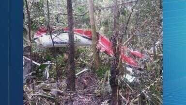 Queda de helicóptero mata pai, mãe e filha de 2 anos em Bertioga, SP - Família de Ribeirão Preto passava férias em Guarujá e seguia na aeronave para um hospital em São Paulo.
