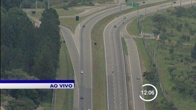 Rede Vanguarda começa a utilizar helicóptero durante telejornais - Vancop vai registrar movimento nas estradas e ocorrências na região.