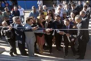Câmara de vereadores inaugura primeira sede prórpia em Montes Claros - Construção foi iniciada em 2012.