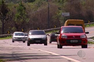 Estradas do Alto Tietê registram movimento tranquilo nesta terça-feira (30) - Trânsito para o litoral e para o interior fluía normalmente.