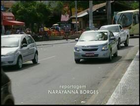 Valor de corrida em táxis é mais caro durante alta temporada de Campos, no RJ - Faturamento é de 15% a mais.