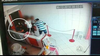 JPB2JP: Dois ladrões assaltam posto de atendimento bancário em Monte Horebe - No Sertão do Estado.