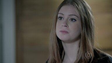 Maria Isis enfrenta Maria Marta e afirma que Zé Alfredo está morto - Ela mostra firmeza e liga para Zé logo em seguida