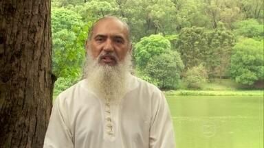 Mestre espiritual Prem Baba fala dos seis valores principais na vida das pessoas - Para ele, a prática do silêncio pode mudar sua postura em relação à vida
