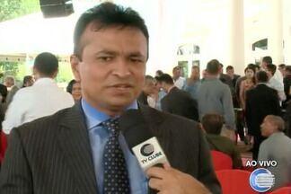 Fábio Abreu afirma que vai acompanhar secretária de segurança interino até o dia da posse - Fábio Abreu afirma que vai acompanhar secretária de segurança interino até o dia da posse