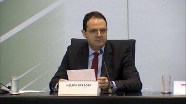 Nelson Barbosa promete gastar menos, melhor e com transparência - O novo ministro do Planejamento quer menos gastos e salário mínimo maior. Nelson Barbosa acredita no controle da inflação e em ajustes nos gastos públicos.
