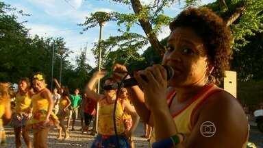 Cidades pernambucanas começam a aquecer para o carnaval - Nas ladeiras de Olinda já tem festa. Bezerros também espera receber multidões.