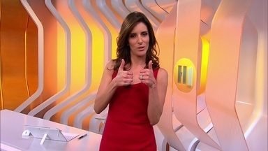 Monalisa Perrone: 'O que salva a gente na madrugada é ser disciplinada' - Apresentadora do Hora Um admite que a rotina ainda não é muito natural