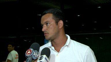 Zagueiro Réver comenta sobre futuro no Galo e proposta para jogar no Palmeiras - Zagueiro Réver comenta sobre futuro no Galo e proposta para jogar no Palmeiras