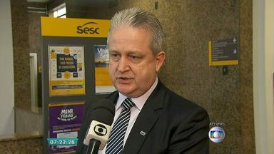 Unidades do Sesc oferecem cursos gratuitos em Minas - Veja a entrevista com o gerente regional do Sesc Geraldo Expedito Giudice.
