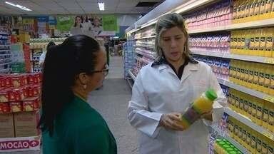 Nutricionista dá dicas saudáveis para alimentação de alunos, no AM - Um das dicas é optar por frutas e sucos naturais
