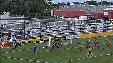 Cruzeiro vence Aranguaína-TO por 2 a 0 pelo Grupo O da Copa São Paulo de Juniores - Meninos da base celeste encaminharam a classificação do time para a próxima fase