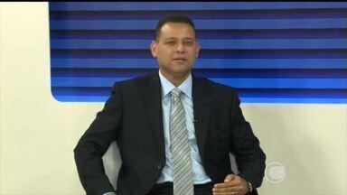 'Meta é diminuir homicídios', diz novo delegado geral do Piauí - Riedel Batista quer ainda melhorar a estrutura das delegacias de estado.