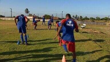 Com elenco incompleto, Itabaiana inicia preparação para o Campeonato Sergipano - Com elenco incompleto, Itabaiana inicia preparação para o Campeonato Sergipano