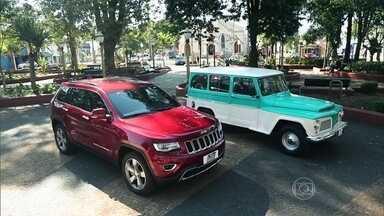 Acompanhe a evolução dos utilitários esportivos - Os SUVs ganham uma boa fatia do mercado. Atualmente, nove em cada dez montadoras têm pelo menos um DUV na linha de produção.