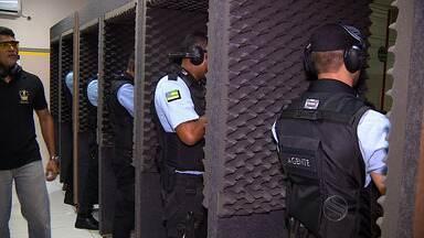 Segurança privada atrai profissionais em Aracaju - Segurança privada atrai profissionais em Aracaju.