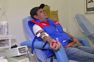 Doação de sangue diminui em Mogi no período de férias - Na cidade, necessidade maior é por O+ e O-.