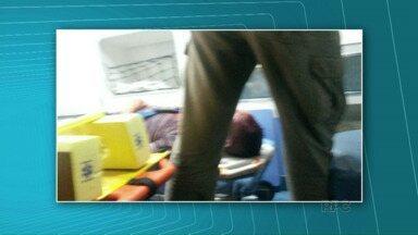 Homem morre em capotamento em Medianeira - Outras duas pessoas ficaram feridas
