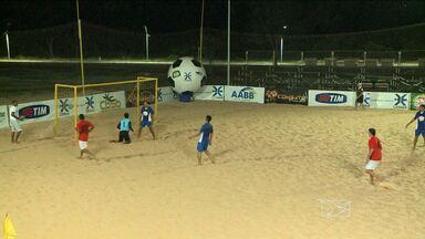 Beach Soccer: conheça os Indicados para o Troféu Mirante - Datinha, Roberto e Frank concorrem na categoria
