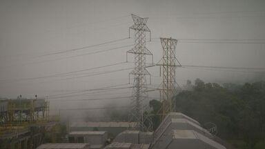 Série da EPTV discute desafios da geração de energia - Falta d'água afeta produção nas usinas.