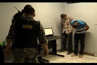 Após roubarem Igreja Evangélica, ladrões são presos em Belo Horizonte - Homens são suspeitos de roubarem R$ 30 mil.