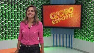Globo Esporte - Bloco 2 - 12/01/2014 - Destaque para a disputa da Copa Tareco