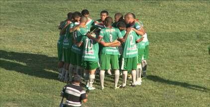 No Marizão, o Sousa derrota o Nacional de Pombal por 2 a 0 - Gols foram marcados por William e Poty