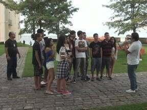 Veja os bastidores do É do Pará especial do aniversário de Belém - O programa mostrou a história e personagens da cidade que completa 399 anos.