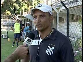 Gilmar Estevam aprova apresentação contra o Real Noroeste, mesmo com derrota por 3 a 2 - Democrata enfrenta o Cruzeiro na estreia do Campeonato Mineiro, no dia 1º de fevereiro.