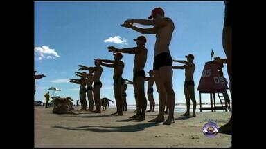 Sem contrato, salva-vidas civis seguem sem poder trabalhar no RS - Assista ao vídeo.