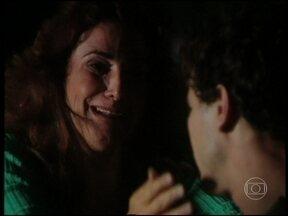 Silvana reencontra Duda - Ele consegue enganar Rosemary
