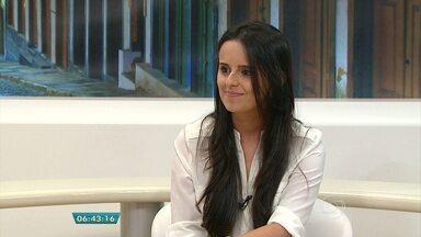 Professora fala sobre resultado pouco satisfatório nas redações do Enem 2014 - Veja a entrevista com Allana Mátar de Figueiredo.
